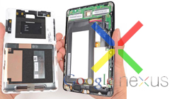 google nexus motherboard