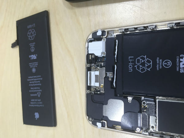 lem battery iPhone 6