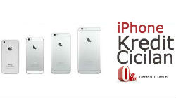 iPhone kredit cicil promosi